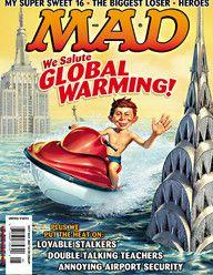 Mad Magazine  #477