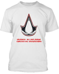 Are you a true fan of Assassin ?GRAB this LIMITED EDITION ASSASSINS CREED TEE today AND showcase the Spirit of An Assassin .!!Be an Assassin, Be You...EXCLUSIVELY AVAILABLE HERENOT IN STORES
