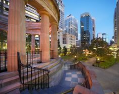 Anzac Square War Memorial - Brisbane, Queensland