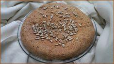 Focaccia integrale con semi di lino e di girasole cotta in padella - Ricette di non solo pasticci