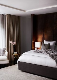 19 Luxurious Bedrooms | The Study