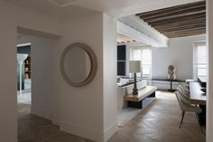 Studio Arthur Casas , TP Apartment Paris, Photo Filippo Bamberghi | Yellowtrace
