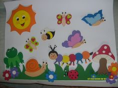 Kids Crafts, Christmas Crafts For Kids To Make, Preschool Crafts, Diy For Kids, Diy And Crafts, Paper Crafts, Soft Board Decoration, School Board Decoration, Class Decoration