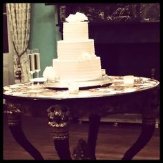 Let there be #wedding cake #charleston