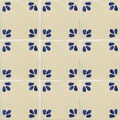 Mexican Tile - Blue