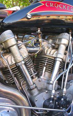 Albert al crocker builder of wicked cool hand built for Crocker motors used cars