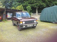 Range Rover Classic 1993