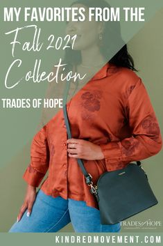 Trades of Hope Fall Collection 2021 | Fair Trade & Ethical | Kindred Movement with Tawny AustinKindred Movement with Tawny Austin - Ethical Fashion, Home, & Lifestyle First Female Astronaut, Poverty In India, Fall Collections, Ethical Fashion, New Woman, Fair Trade, Vulnerability, Lifestyle, Blog