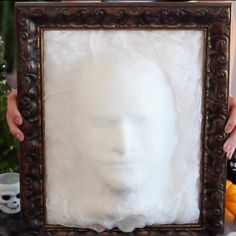Ideas wedding diy videos photo booth frame for 2019 Soirée Halloween, Holidays Halloween, Diy Halloween Videos, Diy Halloween Graveyard, Photo Booth Frame, Picture Frames, Diy Videos, Ghost Videos, Diy Wedding Video
