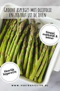 Healthy Recipes Vegetables Side Dishes Ideas For 2019 Oven Recipes, Quick Dinner Recipes, Clean Eating Recipes, Meat Recipes, Healthy Meals For Kids, Easy Healthy Recipes, Vegetable Side Dishes, Vegetable Recipes, Asparagus Recipe
