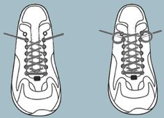 Can the way you tie your running shoes really reduce your chance of injury? We looked at the scientific research (yes, researchers have written papers on this subject) and the answer may surprise you: http://runnersconnect.net/running-injury-prevention/how-to-lace-your-running-shoes/