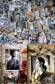 Peter Beard and his diaries