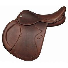Soft leather smells and feels great. The Marcel Toulouse Premia Saddle is gorgeous with it's anatomic knee rolls and doubled vegetable tanned leather. This close contact saddle is a favorite for jumping.