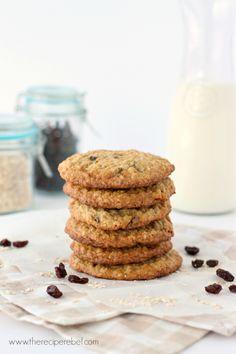 Dirty Apron Oatmeal Cookies - The Recipe Rebel