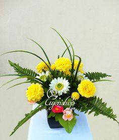 Thu vàng Flower Arrangements, Centerpieces, Floral Wreath, Bouquet, Wreaths, Flowers, Plants, Home Decor, Floral Arrangements