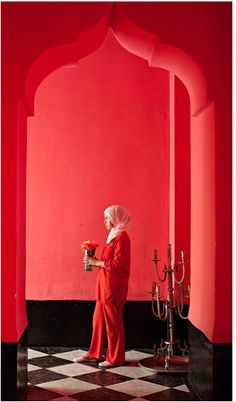 marrakesh red