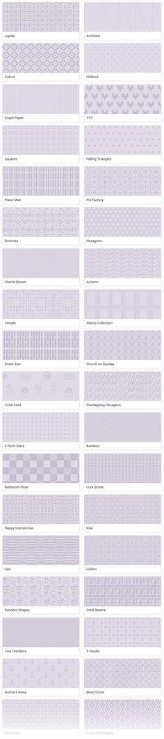 Hero Pattern est un site outil qui va pouvoir être très pratique pour vous si vous souhaitez mettre en place un background pattern sur votre projet de site internet. En quelques clics, vous sélectionnez les couleurs qui composent votre background, puis ensuite le pattern, puis enfin vous récupé…