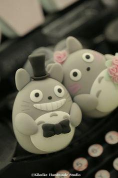 torta de Totorodepósito de orden personalizado para el por kikuike