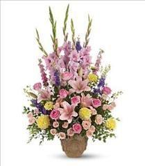 Ever Upward Bouquet  - T218-1 [11-Jun-2016 02:49PM]