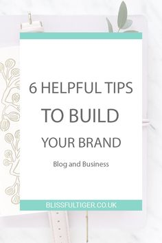 Finding it hard to build your brand? If you are, you're not alone! Click the image for 6 helpful tips that will help get you and your brand on track in 2018 😘❤️