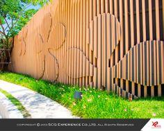 Decorative Illusion #decorativewall #wall #nawawood