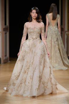 Ziad Nakad Haute Couture F/W 2017 | WedLuxe Magazine | #wedding #luxury…