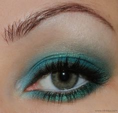 Teal In