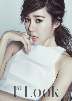 Lovely Actress Yoo In Na Displays Modern Style in 'First Look' Pictorial | Soompi