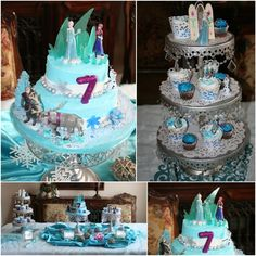 Frozen Birthday Party | Blessed Home Life