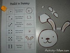 The Activity Mom: HUGE list of Roll a ____ Games!