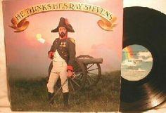 Ray Stevens ~ He Thinks Hes Ray Stevens LP