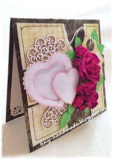 Lift z tagiem Frame, Cards, Handmade, Decor, Picture Frame, Hand Made, Decoration, Maps, Decorating