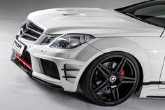 www.Prior-design.de Mercedes Benz E-Klasse Coupe Black Edition PD850 Widebody Aerodynamic-Kit