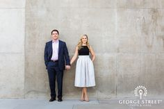 Modern engagement sessions steal our hearts, too. Wedding Photography And Videography, Engagement Inspiration, Street Photo, Engagement Shoots, Hearts, Normcore, Photo And Video, Modern, Style