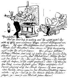 Zille, Heinrich: Hurengespräche, Pinselfrida [1]