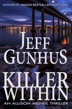 BookLover Sue: Book Blast & Giveaway - Killer Within by Jeff Gunh...