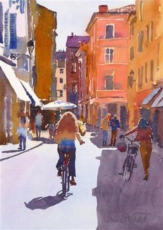 Fiona Peart   WATERCOLOR