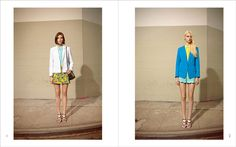 club monaco spring 2013 lookbook