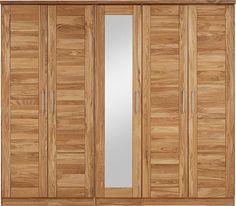Passende Kranzleiste als oberen Abschluss für den Kleiderschrank »Alpha«. Aus FSC®-zertifizierter, massiver Wildeiche geölt.   In folgenden Farben erhältlich:  Korpus/Front: Wildeiche geölt,  Details:  FSC®-zertifiziertes Massivholz, Das Holz ist geölt, Schöner Abschluss für den Kleiderschrank,  Maße:  Alles ca.-Maße,  Material:  FSC®-zertifiziertes Massivholz: Wildeiche,  FSC®-zertifiziertes M...