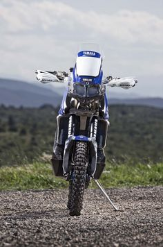 Cyril Despres Will Ride with Yamaha in the 2014 Dakar Rally