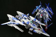 Art Pictures, Art Pics, Lego Spaceship, Gundam Custom Build, Gundam Model, Plastic Models, Color Schemes, Ships, Building