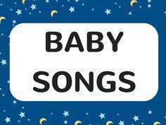 Baby Songs Beautifully sung baby songs and baby nursery rhymes Kids Video Songs, Kids Videos, Free Song Lyrics, Car Seat And Stroller, Baby Songs, Baby Footprints, Free Fun, Nursery Rhymes, Learning Activities