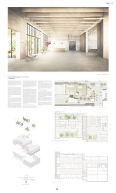 - Layout architecture presentation (competition) Acknowledgment: © Springer Archite … – Layout a - Architecture Design, Architecture Drawing Plan, Conceptual Architecture, Architecture Panel, Architecture Graphics, Architecture Portfolio, Architecture Diagrams, Presentation Board Design, Architecture Presentation Board