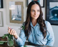 Kelly LeVeque's passion for the deep science of wellness is reflected in…