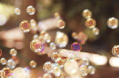 Bubbles! <3