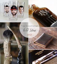 top groomsmen gift ideas 2014 weddings
