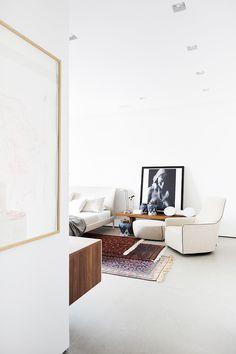 art collector, home, apartment, interiors, art, consuelo jorge, sao paulo, brazil, sunday sanctuary, oracle fox