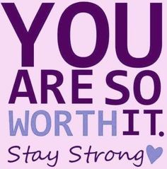 You are worth it Follow us on Twitter @Lynne Schneider For Life of Vinings - Buckhead, GA and Like us on http://facebook.com/RelayForLifeOfViningsBuckheadGA Get involved or make a tax-deductible donation>> https://RelayForLife.org/ViningsBuckheadGA
