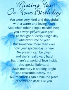 brother birthday in heaven quotes | Birthday cards for Friends for Sister for…