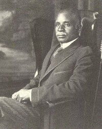 Kelly Miller (7/23/1863 - 12/19/1939) was the first African American student at Johns Hopkins University, and later earned MA and LLB degrees at Howard University where he taught mathematics and became Dean of the College of Arts and Sciences. He was a founder of the American Negro Academy and active in the crusade against lynching. His weekly column was published in over 100 newspapers including The New York Times and The Washington Post.